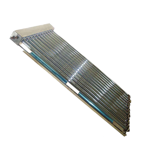 Integrated Low Pressure Residential U pipe Solar collector