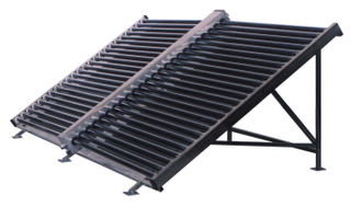 Project forced circulation evacuated tube Solar Water Heater