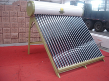 Non Pressure shower evacuated tube Solar Water Heater