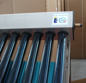 Hot water Pressurized Heat Pipe Solar Water Heater