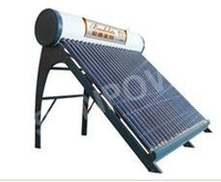 thermosyphon non pressurized evacuated tube Solar Water Heater