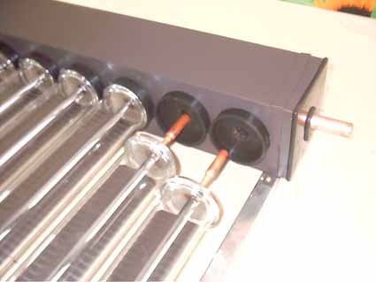 Heat Pipe Vacuum Tube Solar Water Heater Collector