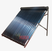 Outdoor Residential Heat Pipe Solar Water Heater