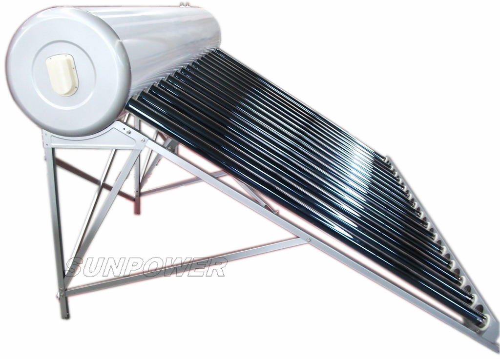 non pressurized swimming pool compact Solar Water Heater