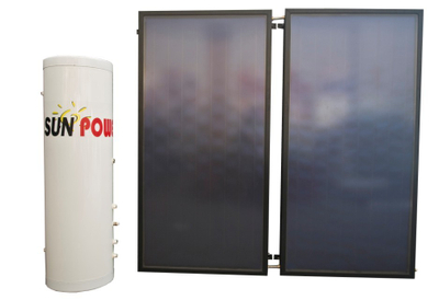Project Solar Water Heater (SPFP)
