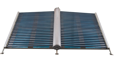 Project flat plate Evacuated Tube Solar Water Heater