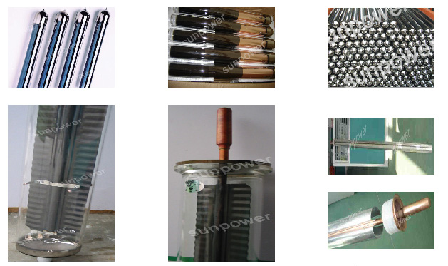 Supreme Vacuum Tube Heat Pipe Solar Water Heater