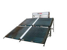 1000L Project Solar Water Heater