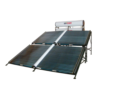 1000L Project commercial Solar Water Heater