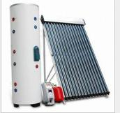 Tank Pressurized Heat Pipe Solar Water Heater