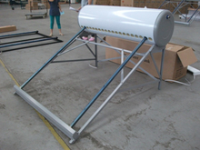 Non-Pressure collector Compact Solar Water Heater