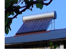 100L Residential Vacuum Tube Solar Water Heater
