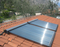 Rooftop Heat Pipe Pressurized Solar Water Heater
