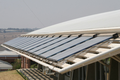Glass Heat Pipe Pressurized Solar Water Heater