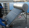 Copper Coil thermosyphon commercial Solar water heater