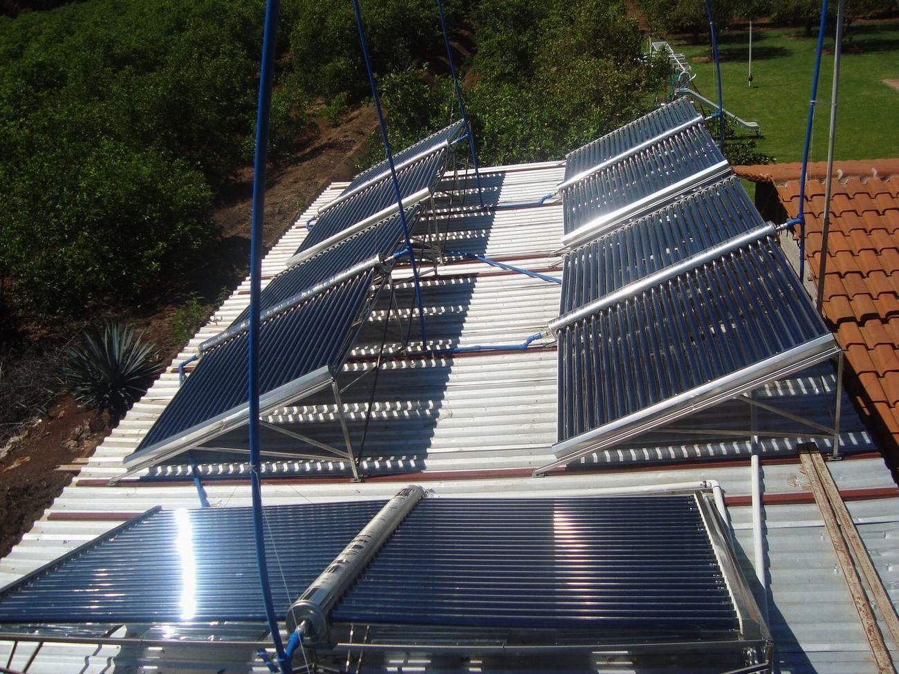 Split Solar Collector (SPB-58/1800-30)