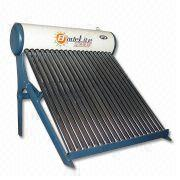 Non Pressure open loop vacuum tube Solar Water Heater