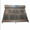 Stainless steel compact low pressurized solar water heating system