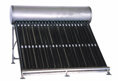 Solar Water Heater Vacuum Tube Unpressurized