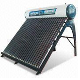 Non Pressurised Compact Solar Water Heater Project Type