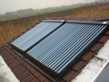 Automatic Heat Pipe Pressurized Solar Water Heater