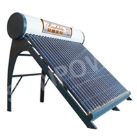 Non-pressure powerful Compact Solar Water Heater