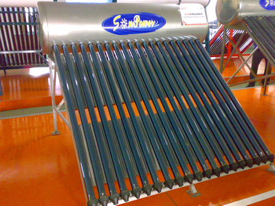 Low-Pressure industrial commercial Solar Water Heater